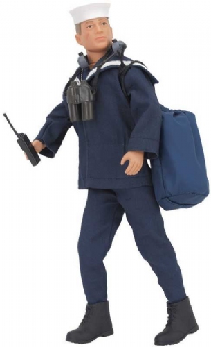 Action Man Sailor Deluxe Figure